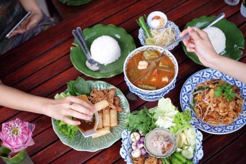 Ayutthaya retreat photo 45