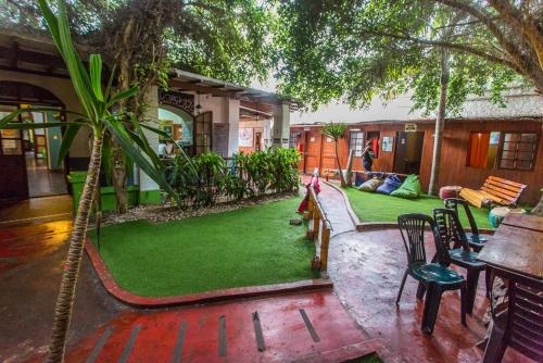 The Point Hostels Lima Photo