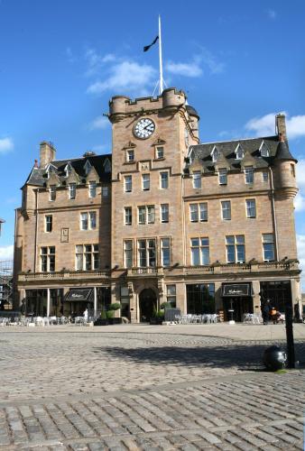 Malmaison Edinburgh impression