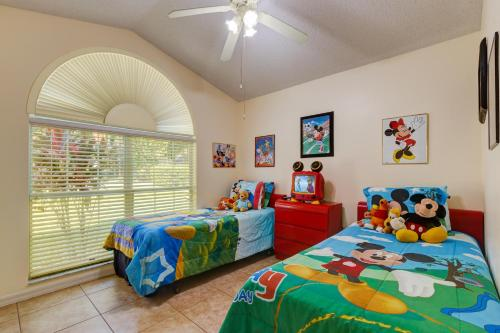 Private Conservation View Villa - Kissimmee, FL 34746