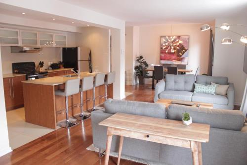 Suite Mont-royal By Mtlvacationrentals