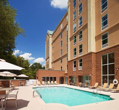 Hampton Inn & Suites Charlotte Arrowood Photo