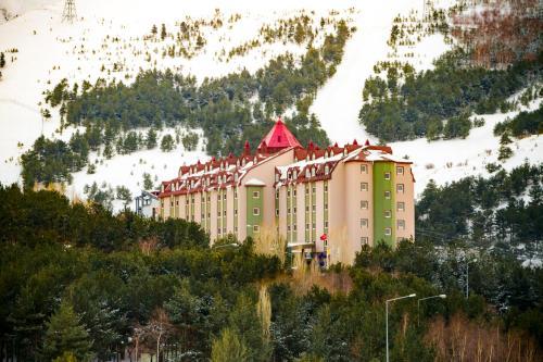 Erzurum Palan Ski & Convention Resort Hotel rezervasyon