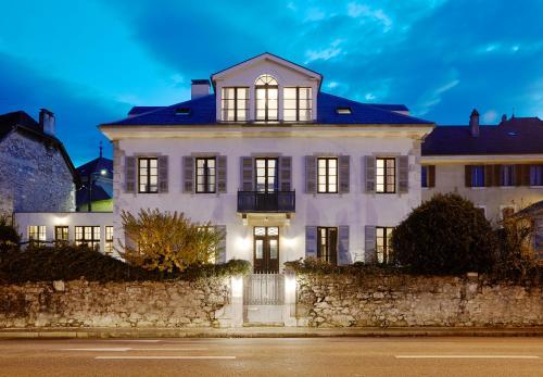 Le boutik hotel annecy haute savoie rhone alpes for Hotel design rhone alpes