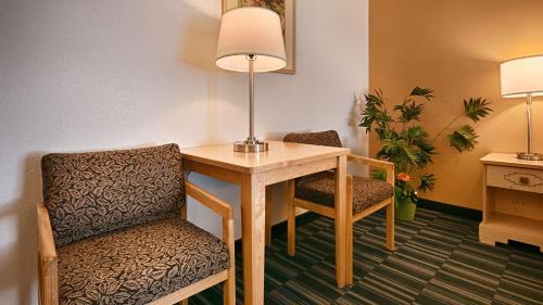 Best Western Alamosa Inn - Alamosa, CO 81101