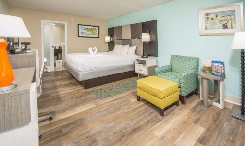 Best Western St. Augustine Beach Inn Photo