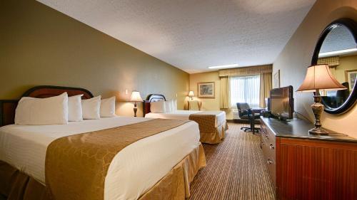 Best Western Shelbyville Lodge - Shelbyville, KY 40065
