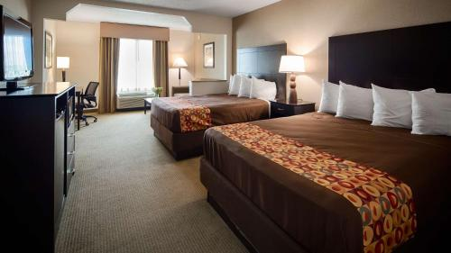 Best Western Suites Columbus Photo