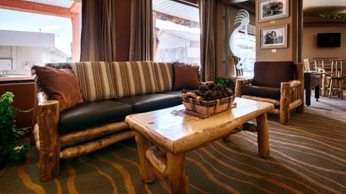 Best Western East Zion Thunderbird Lodge Photo