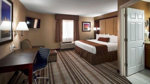 Best Western Plus Crawfordsville Hotel - Crawfordsville, IN 47933