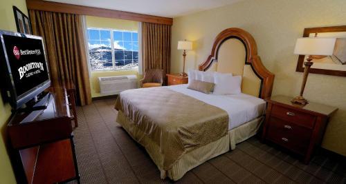 Best Western Plus Boomtown Hotel Verdi