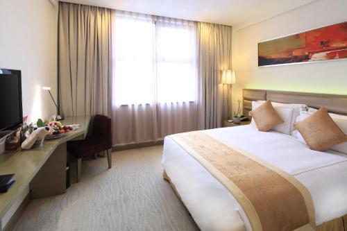 Ramada Plaza Shanghai Caohejing Hotel impression