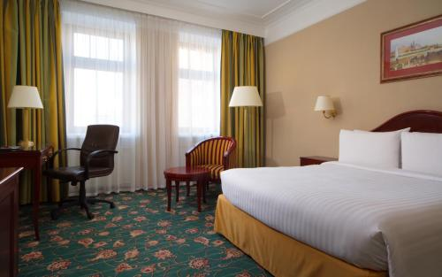 Moscow Marriott Tverskaya Hotel photo 8