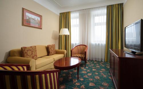 Moscow Marriott Tverskaya Hotel photo 19