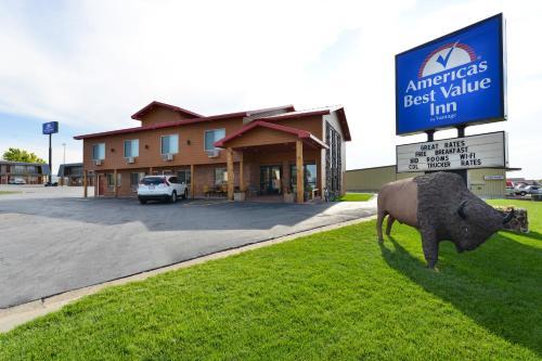 Americas Best Value Inn Wall - Wall, SD 57790