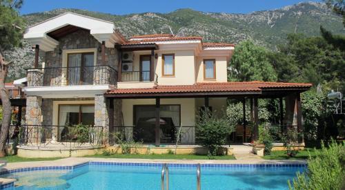Oludeniz Araxa Villa 12 rezervasyon