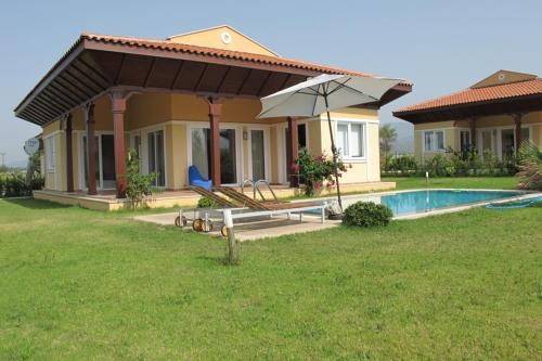 Fethiye Tropicana Villa 07 yol tarifi