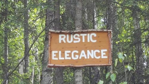 Rustic Elegance 1 - Talkeetna, AK 99676