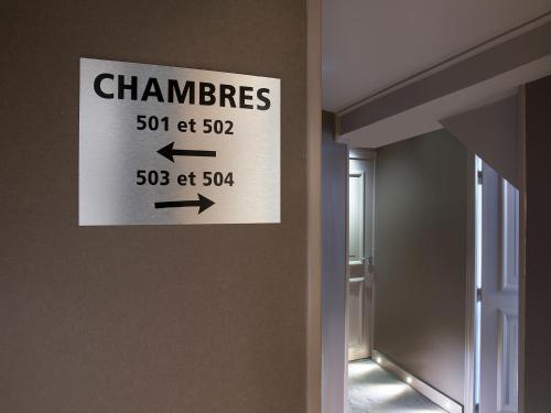 Hôtel Jacques De Molay photo 43