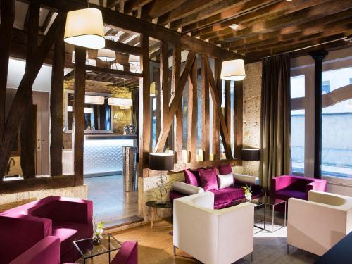 Hôtel Jacques De Molay photo 5