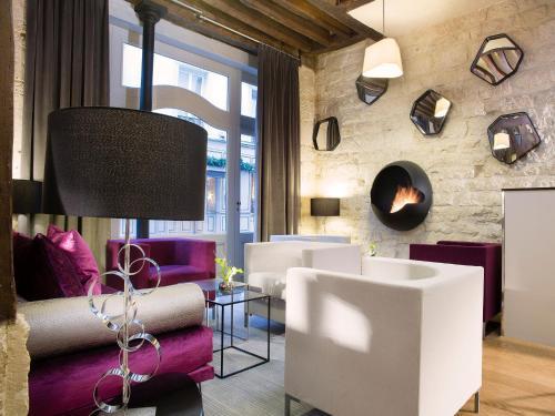 Hôtel Jacques De Molay photo 7