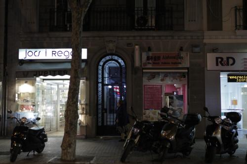 Apartamentos-Paal Barcelona Provença153 photo 3