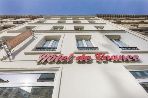 Hôtel de France Quartier Latin photo 36