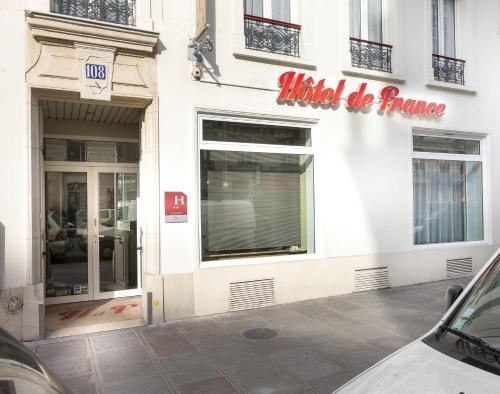 Hôtel de France Quartier Latin photo 39