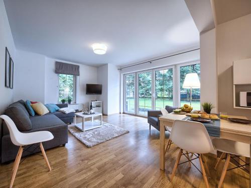 Garden Apartment Visitzakopane