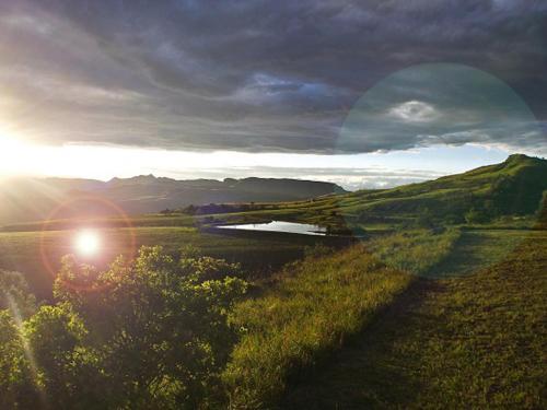 Drakensberg Mountain Retreat Photo