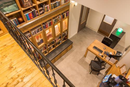 Hotel Library Amsterdam photo 22