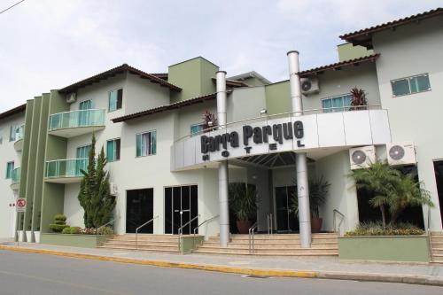 Foto de Barra Parque Hotel