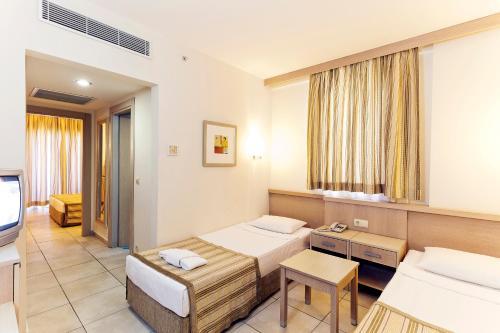 Side Sural Resort Hotel harita