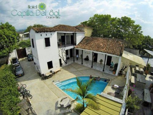 Foto de Hotel Capilla del Sol