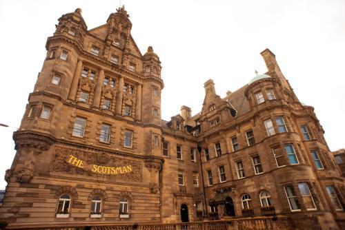 The Scotsman Hotel photo 21