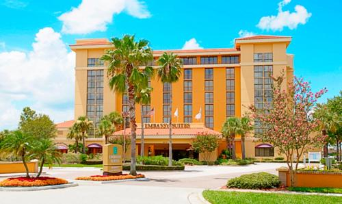 Embassy Suites by Hilton Orlando International Drive Convention Center photo 11