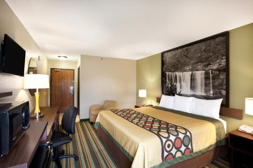 Super 8 By Wyndham Tuscola Hotel In Il