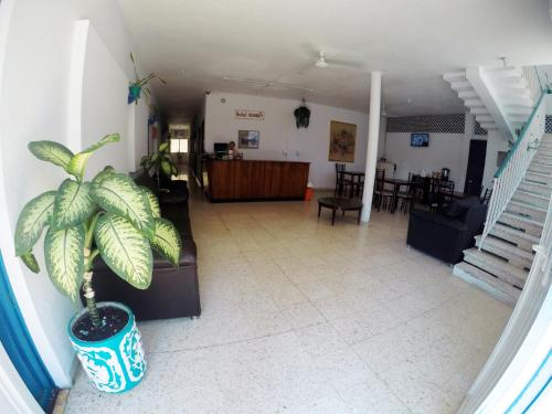 Hotel Ems Acuario Catemaco Photo