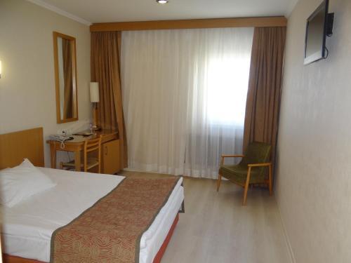 Gimat Hotel, Ankara