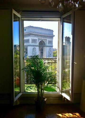 Apartment Triomphe Lodge impression