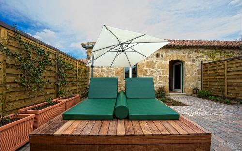 One-Bedroom Villa Hacienda Zorita Wine Hotel & Spa 2