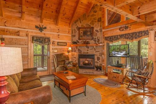 Time For Two- Two-bedroom Cabin