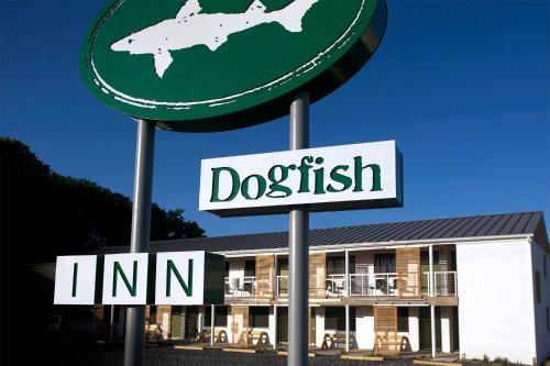 Dogfish Brewery Inn
