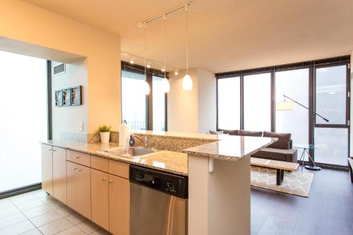 Iconic Lux 1br In Downtown Chicago - Chicago, IL 60601