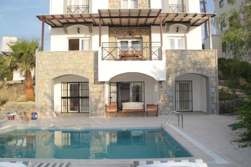 Bodrum City Villa Ali adres
