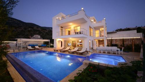Kalkan Villa Sadem yol tarifi