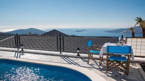 Kalkan Villa Okyanus 3 tek gece fiyat