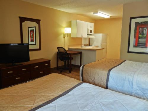 Extended Stay America - Tucson - Grant Road - Tucson, AZ 85712