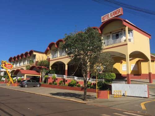 Foto de Kanoa Hotel