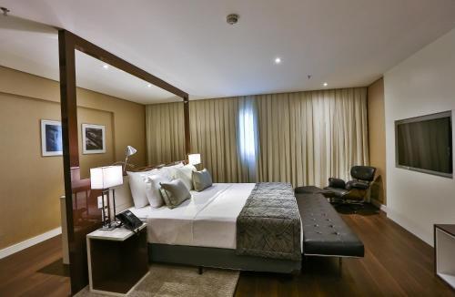 Quality Hotel Goiania Photo